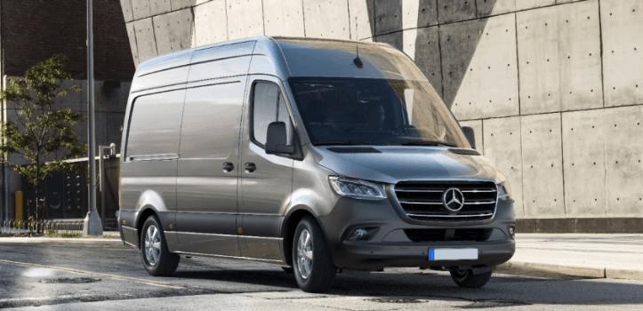 Renting de Mercedes-Benz Sprinter 311 CDI