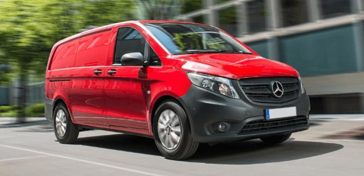Renting de Mercedes-Benz Vito Furgón 111 CDI