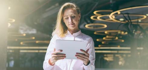 Cumple con la legislación mediante la plataforma online de Infocentre