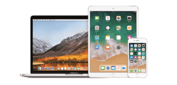 "Pack Oficina: renting de MacBook Pro 13"" + iPad Air + iPhone 8"