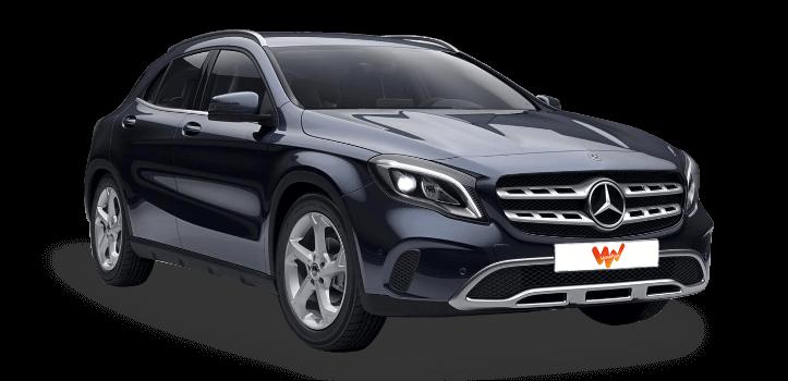 Renting de Mercedes GLA 200D