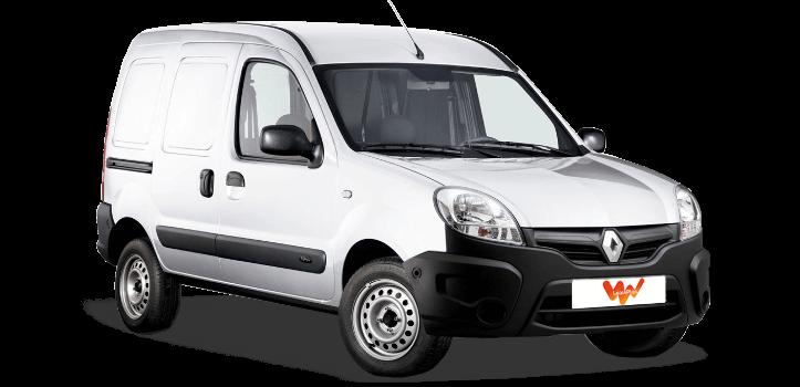 Renting de Renault Kangoo Furgón