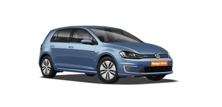 Renting de Volkswagen Golf 1.6 TDI seminuevo