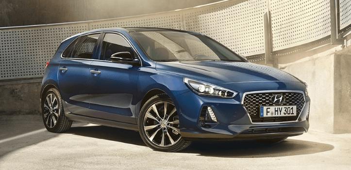 Renting de Hyundai i30