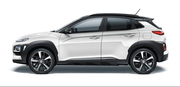 Renting de Hyundai KONA 1.0 TGDI