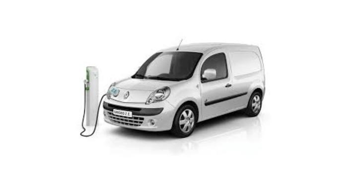Renting de Renault Kangoo Eléctrica