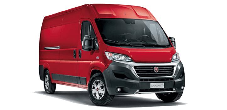 Renting de Fiat Ducato 2.0 Furgón