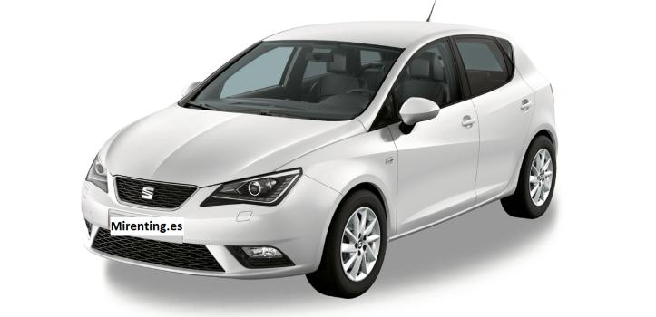 Renting de Seat Ibiza 1.0 EcoTSI