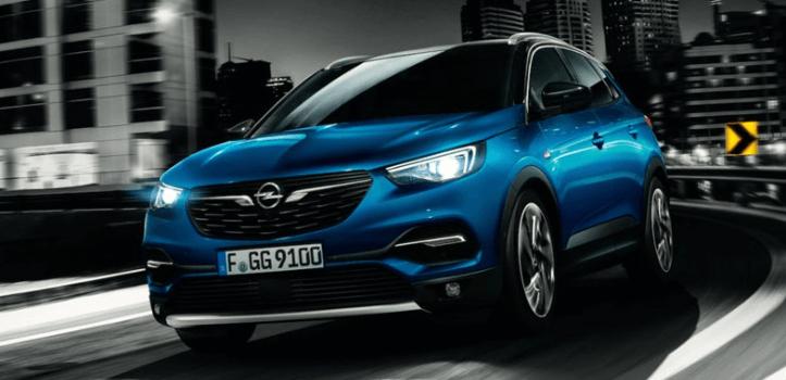 Renting de Opel Grandland X Selective 1.2T