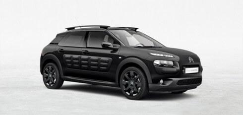 Renting de Citroën C4 Cactus al mejor precio