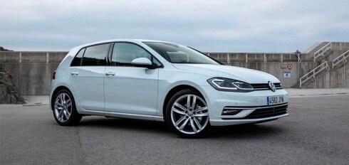 Renting de Volkswagen Golf 1.6 TDI