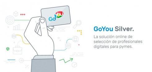GoYou Silver, solución online de selección de profesionales digitales