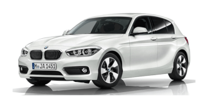 Renting de BMW Serie 1