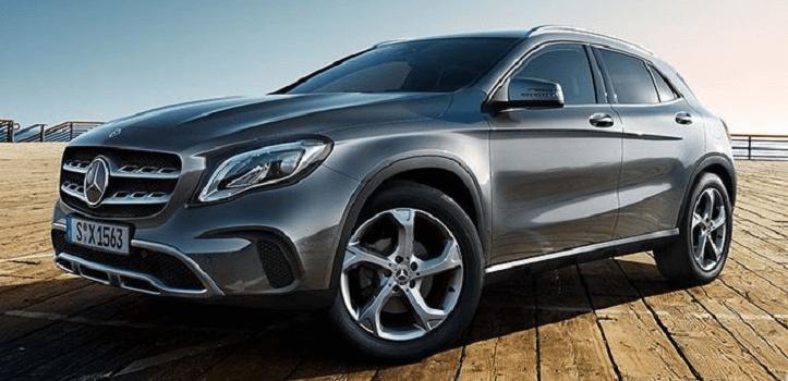 Renting de Mercedes Clase GLA