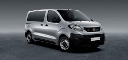 Renting de furgonetas con Plan de Gestión: Peugeot Expert Combi