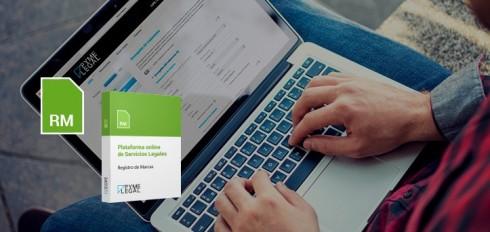 Registro de marcas y protección de datos online con marca blanca