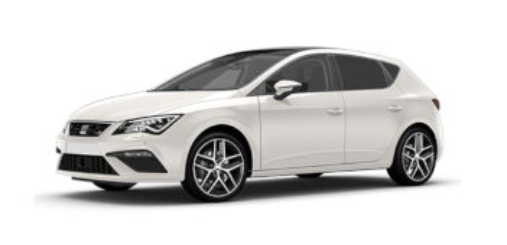 Renting de SEAT León 1.4 TGI GNC
