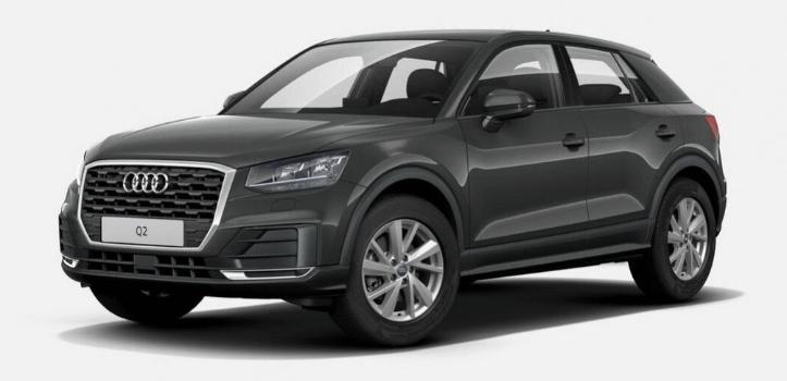 Renting de Audi Q2