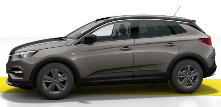Renting de Opel Grandland X