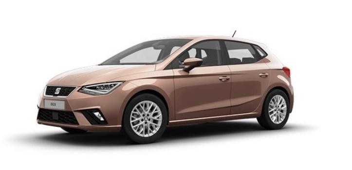 Renting de SEAT Ibiza 1.0 TSI