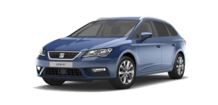 Renting de SEAT León ST 1.5 TSI