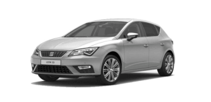 Renting de SEAT León 1.2 TSI