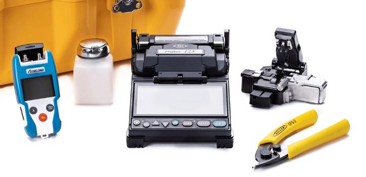 Renting de fusionadora de fibra óptica Fujikura 12S