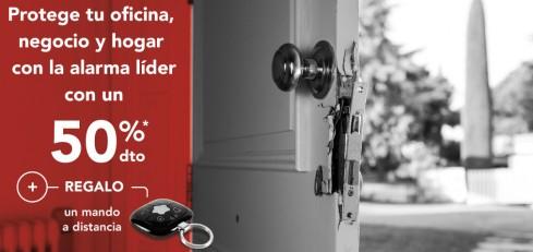Alarma My Verisure de Securitas Direct