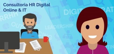 Consultoría HR Digital/Online&IT