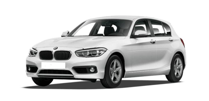 Renting de BMW Serie 1 116d