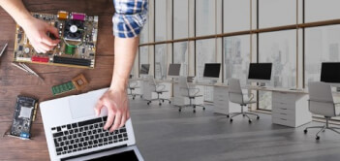 Mantenimiento informático y monitorización de sistemas
