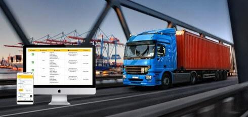 Transeop, la plataforma online para los transportes de mercancías
