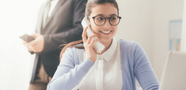 Asistente administrativa virtual profesional