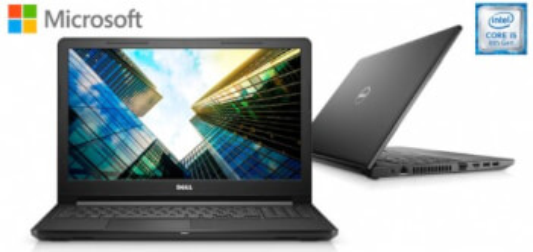 Portátil Dell Vostro 3578 con Windows 10 Pro y Office 2019